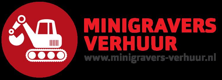 Minigravers-verhuur-logo